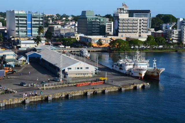 Fiji (via Auckland)